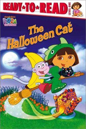 The Halloween Cat ReadyToRead Dora the Explorer  Level 1