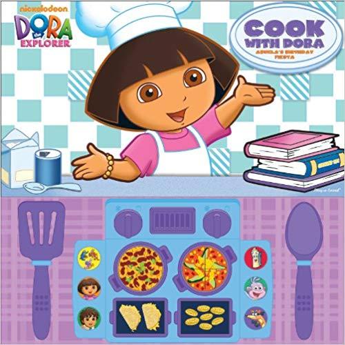 Nickelodeon Dora the Explorer: Cook with Dora Abuelas Birthday Fiesta