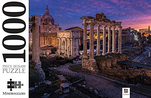 Roman Forum, Italy: Mindbogglers 1000-piece Jigsaws