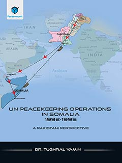 UN PEACEKEEPING OPERATIONS IN SOMALIA 1992-1995