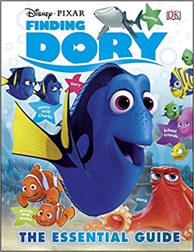 Disney Pixar Finding Dory Essential Guid