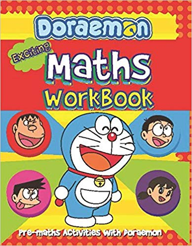 DORAEMON EXCITING MATHS WORKBOOK
