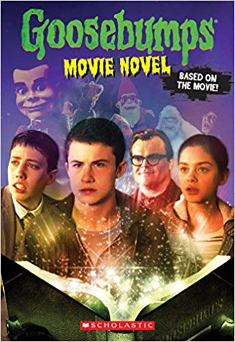 Goosebumps: The Movie Novel