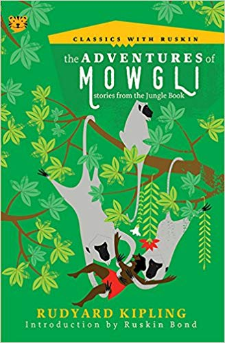 The Adventures of Mowgli Stories from the Jungle Book