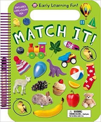 Early Learning Fun: Match It!