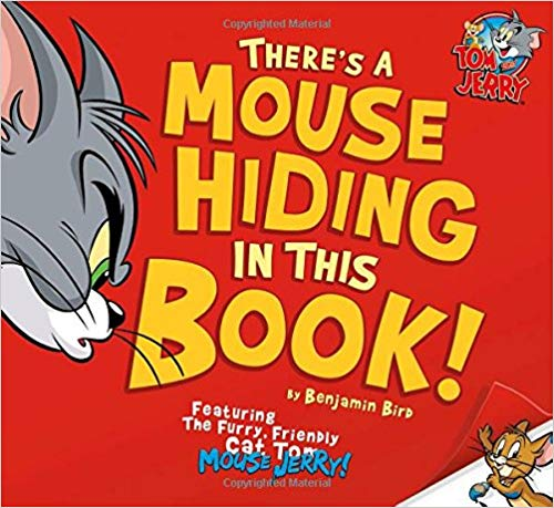 There's a Mouse Hiding in This Book