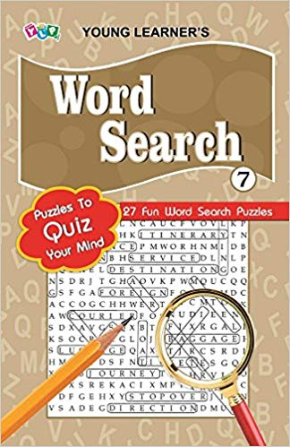 Word Search Pad - 7