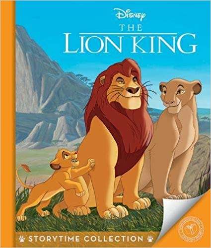 The Lion King: Storytime Collection