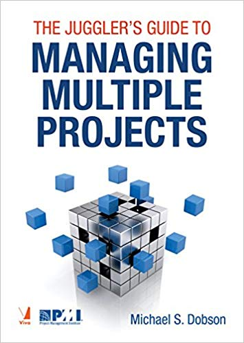 The Jugglers Guide to Managing Multiple Projects