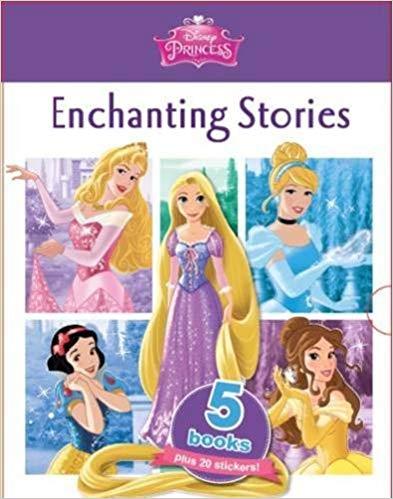Disney Princess Enchanting Stories