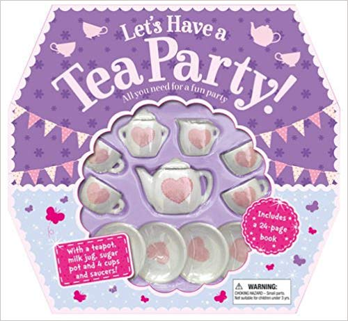 Let's Have a Tea Party! Octagonal Box Set