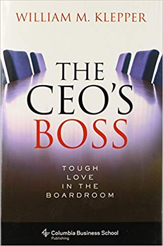 The CEO's Boss: Tough Love in the Boardroom