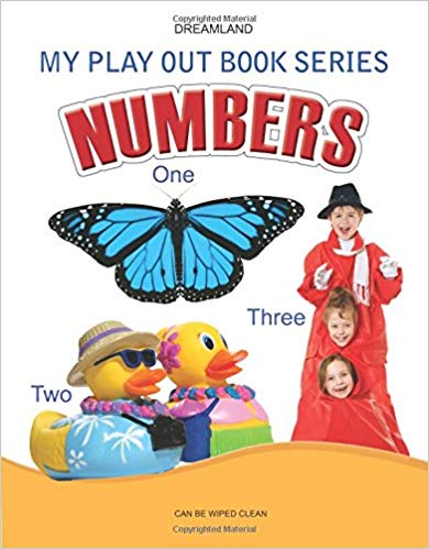 Numbers (My Play Out Book)