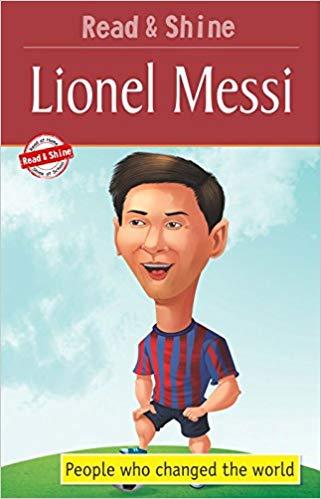 Lionel Messi - Read & Shine