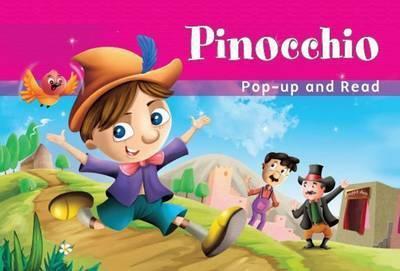 Pinocchio - Pop-Up Book