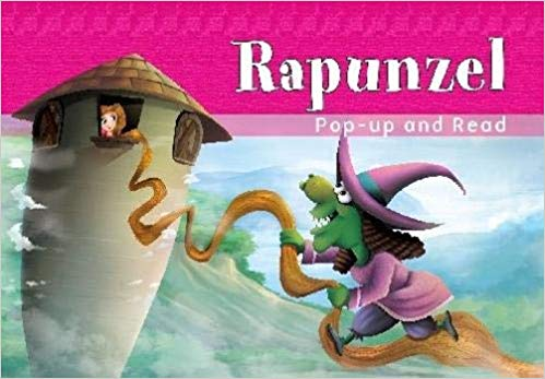 Rapunzel (Pop-Up)