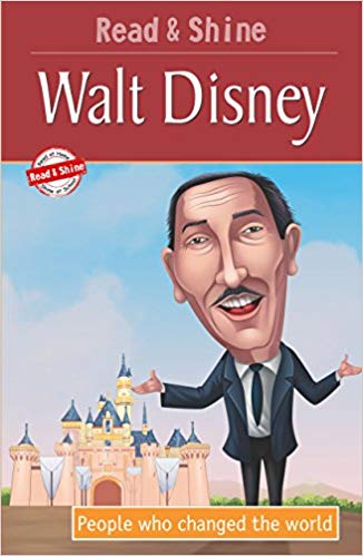 Walt Disney - Read & Shine