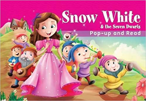 SNOW WHITE (Popup Read Series)