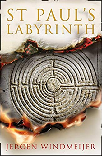 St Paul's Labyrinth: The Explosive New Thriller Perfect for Fans of Dan Brown