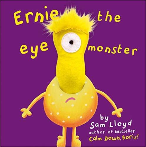 Monster Mates: Ernie the Eye Monster
