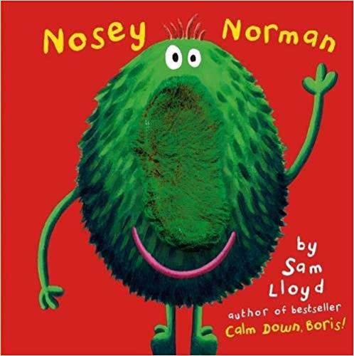 Monster Mates: Nosey Norman