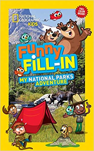 National Geographic Kids Fill-In