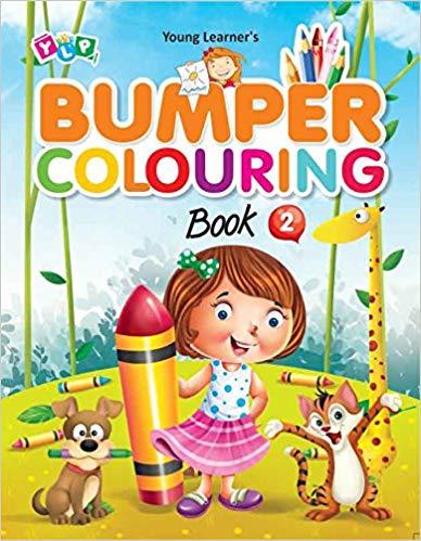 Bumper Colouring - 2