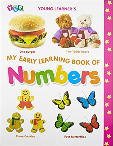 My Early Learning Book of Numbers