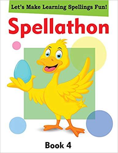 Spellathon - Book 4