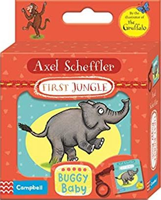 First Jungle Buggy Book