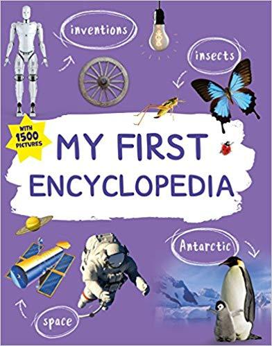 My First Encyclopedia (Kingfisher Encyclopedias)
