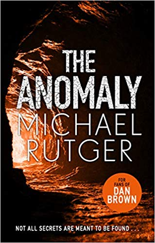 The Anomaly: The blockbuster thriller that will take you back to our darker origins