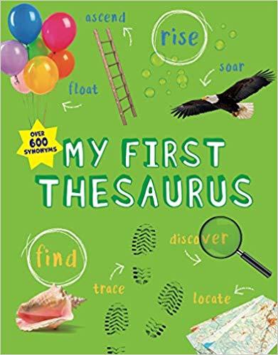 My First Thesaurus