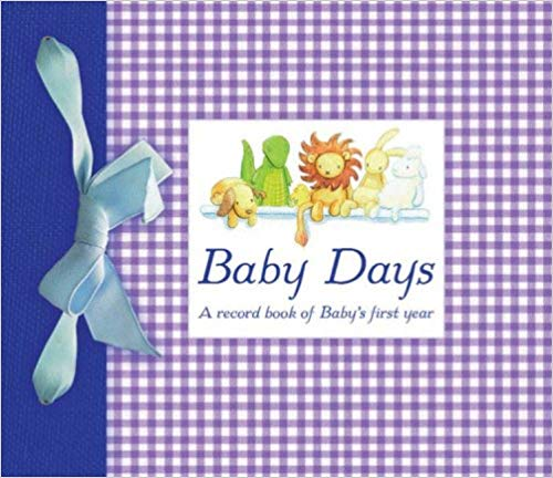 Baby Days (Record Book)