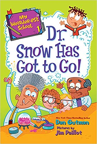 Dr. Snow Has Got to Go
