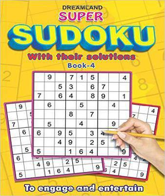 SUPER SUDOKU-4