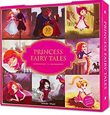 5 minutes fairytale box set Princess