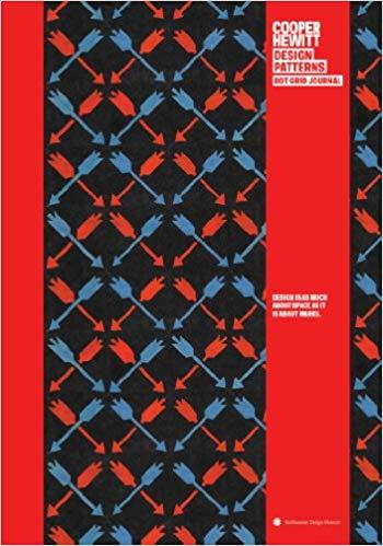 Cooper Hewitt Arrow Design Patterns Journal