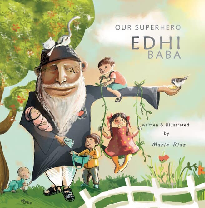 Our Superhero Edhi Baba