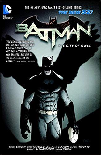 Batman Volume 2: The City of Owls