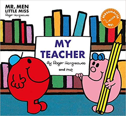 Mr Men: My Teacher