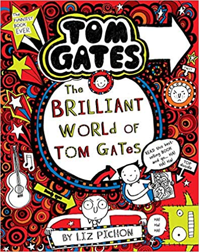 Tom Gates Book1 The Brilliant World of Tom Gates