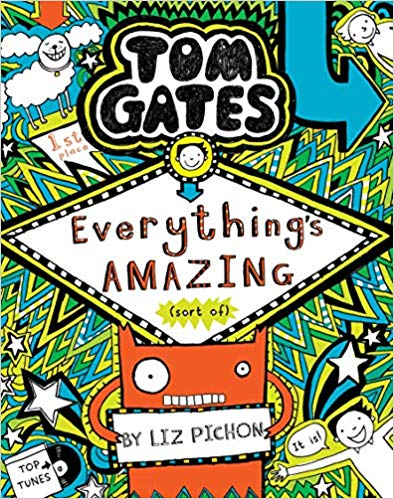 Tom Gates 03 Everythings Amazing