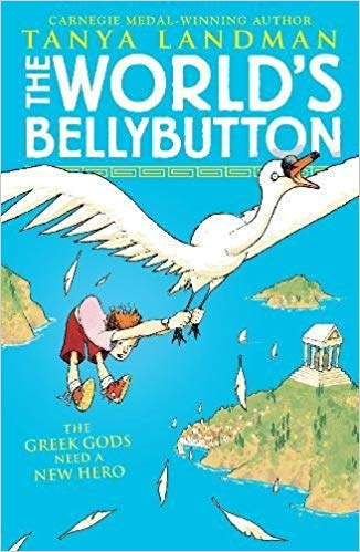 The World's Bellybutton: The Greek Gods Need a New Hero