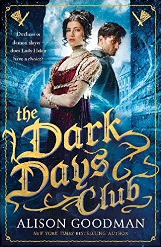 The Dark Days Club: A Lady Helen Novel
