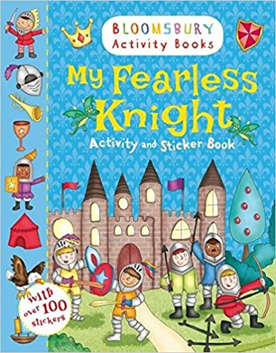 Bloomsbury Activity and Sticker Books My Knights