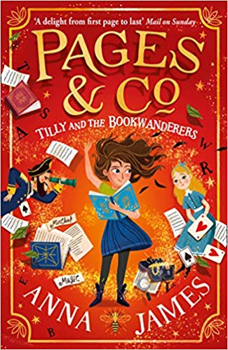 Pages & Co. : Tilly and the Bookwanderers