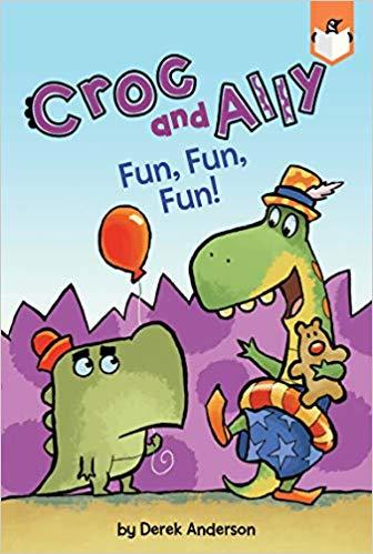 Fun, Fun, Fun! (Croc and Ally)