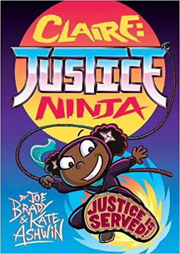Claire Justice Ninja