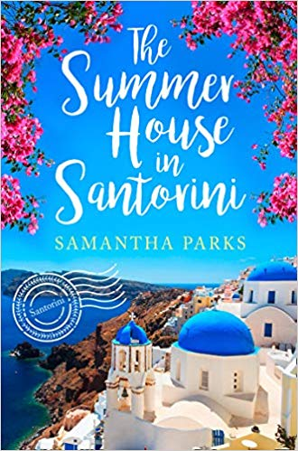 The Summer House in Santorini